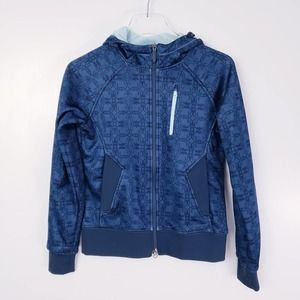 The North Face Full Zip Fleece Lined Jacket XS